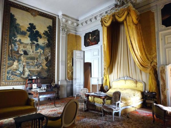 Chambre de la duchesse Serrant