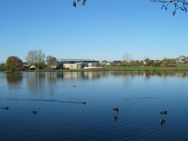 L'étang d'Arrouët