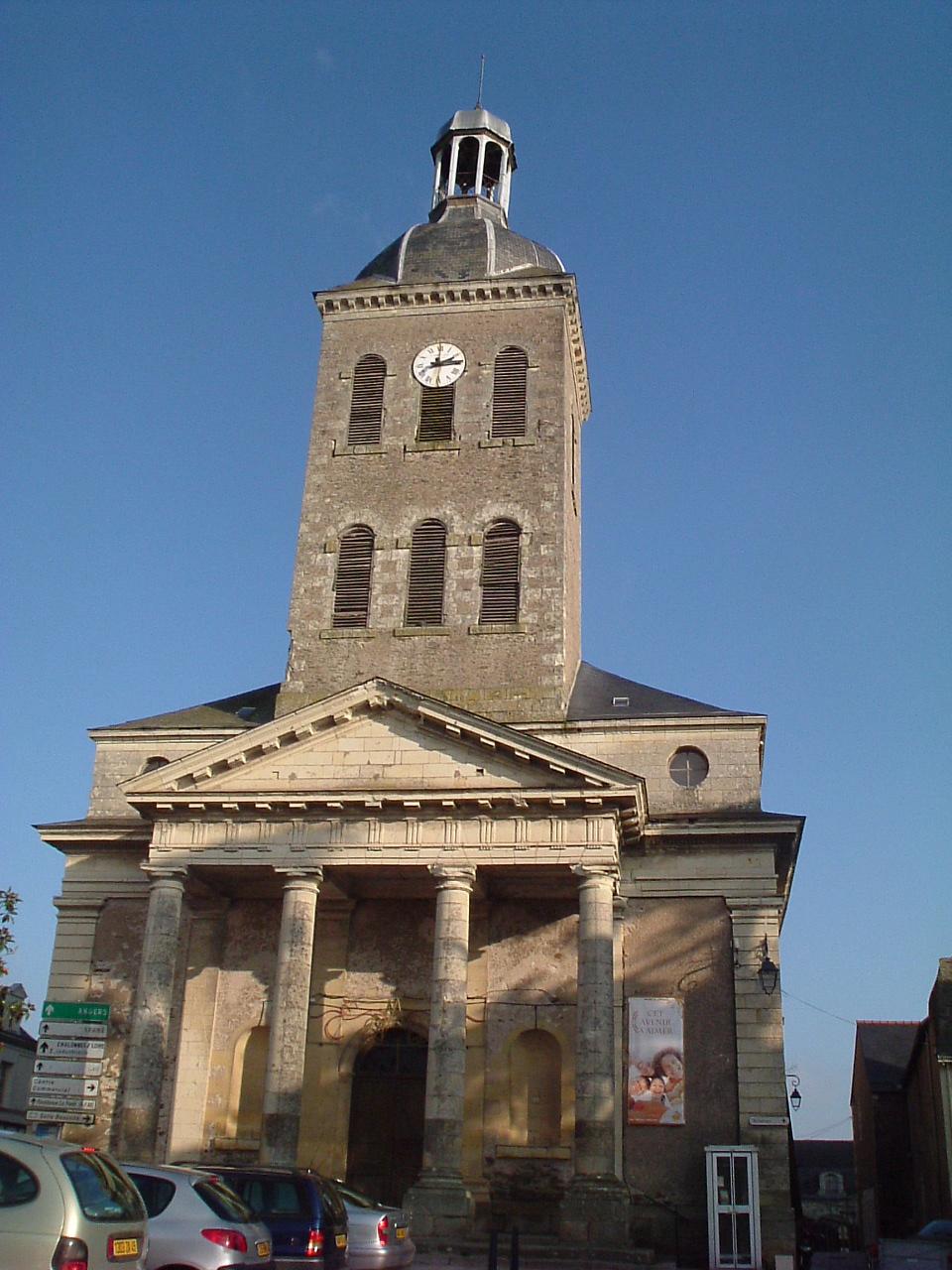 église SGSL