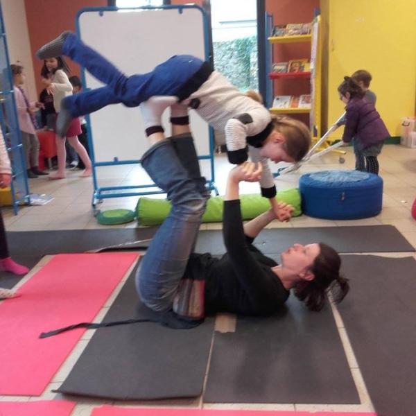 Atelier acrobaties