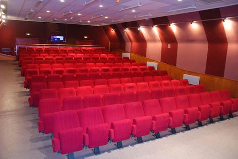 Salle Saint-Louis - Cinéma théâtre
